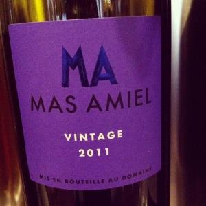 Languedoc-Rousillon - Maury - Mas Amiel - Vintage - 2011 - VDN - Insta