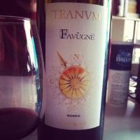 Italie - Pouilles - San Severo - Teanum - Favugne Rosso - 2013 - insta