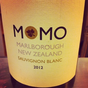 Nouvelle-Zélande-Marlborough-Seresin Estate-Momo-Sauvignon-2012-insta