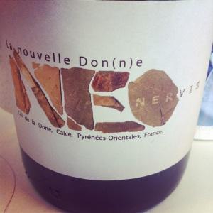 Roussillon - VDF - La Nouvelle Don(n)e - Néo Nervis - 2013 - insta