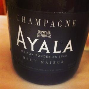 Champagne - Ayala - Brut Majeur - Insta