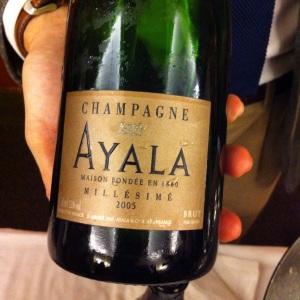 Champagne - Ayala - Millésimé 2005 - Insta