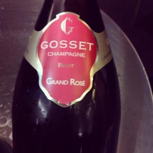 Champagne - Gosset - Brut - Grand Rosé - Insta