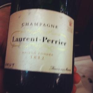 Champagne - Laurent Perrier - Brut - Insta