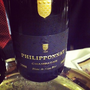 Champagne - Philipponnat - Blanc de noirs - Brut - 2008 - Insta