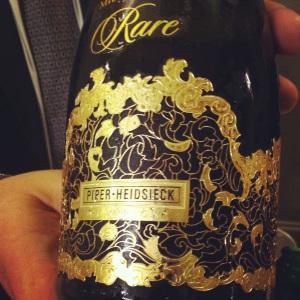 Champagne - Piper-Heidsieck - Cuvée Rare - 2002 - Insta