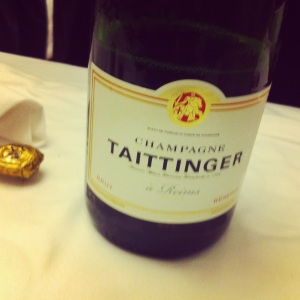 Champagne - Taittinger - Brut Réserve - Insta