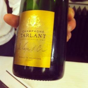 Champagne - Tarlant - La Vigne d'Or - 2003 - Insta
