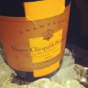 Champagne - Veuve Clicquot Ponsardin - La Grande Dame Brut - 2004 - Insta