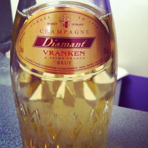 Champagne - Vranken - Brut - Cuvée Diamant - insta