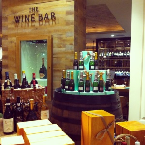 Fortnum & Mason - Wine bar - Insta