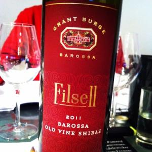 Australie - Barossa Valley - Filsell - Shiraz - Old vine - 2011 - Insta