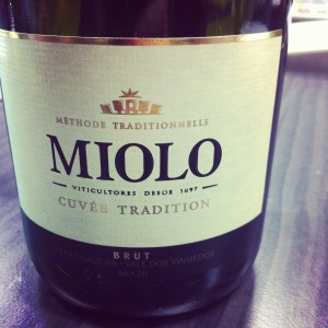 Brésil - Miolo - brut - Cuvée tradition - Insta