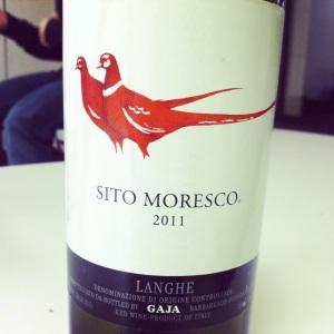 Italie - Piemont - Langhe - Gaja - Sito Moresco - 2011 - Insta