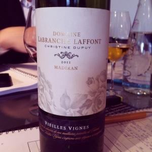 Sud-Ouest - Madiran - Domaine Labranche Laffont - Vieilles vignes - 2011 - Insta