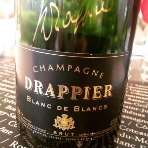 Champagne - Drappier - Blanc de Blancs - Brut - insta
