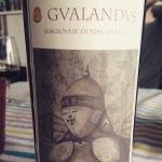 Italie – Toscane – Sangiovese di Toscana IGT – Guido Gualandi - Gualandus – 2009 -insta