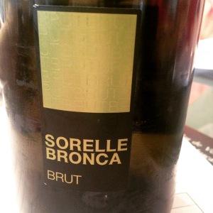 Italie - Valdobbiadene Prosecco Superiore - Brut - Sorelle Bronca - insta