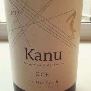 Afrique du Sud - WO - Stellenbosch - Kanu - KCB Envy NV - 2012 - Insta