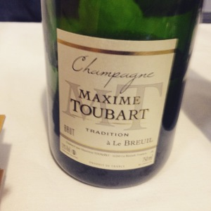 Champagne - Maxime Toubart - Tradition - Insta