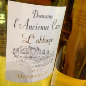 sud-ouest-monbazillac-domaine-lancienne-cure-labbaye-2011