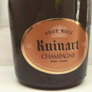 Champagne - Ruinart - Rosé BSA