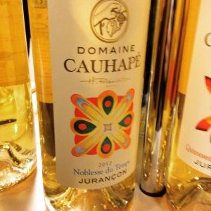 Sud-Ouest - Jurançon - Domaine Cauhapé - Noblesse du temps - 2013