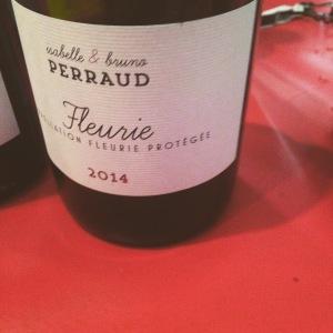 Beaujolais - Fleurie - Isabelle et Bruno Perraud - Isabelle et Bruno Perraud - Maison B.Perraud - 2014