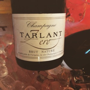 Champagne - Tarlant zéro - Brut Nature