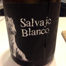 Espagne - Andalousie - Grenade Vino de Espana - Salvaje Blanco - 2013