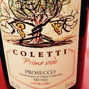 Italie - Prosecco - Massimo Coletti - Coletti - 2015