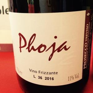 Italie - Prosecco - Massimo Coletti - Phoja - 2013