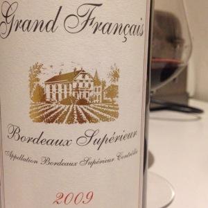 Bordelais-Bordeaux_Superieur-Château_Grand_Français-2009