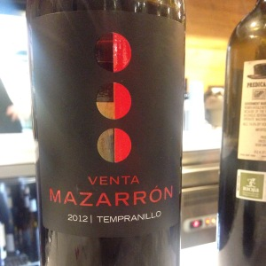Espagne - Castilla y Leon Vino de la Tierra - Bodega Vinas del Cenit - Venta Mazarron - 2012