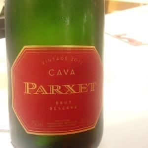Espagne - Catalogne - Cava - Parxet - Brut Reserva - 2012