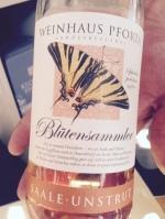 Allemagne – Saale-Unstrut – Sekt - Weinhaus Pforta – Blütensammler – 2014