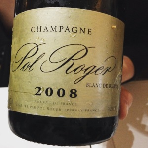 Champagne – Pol Roger - Blanc de blancs - 2008