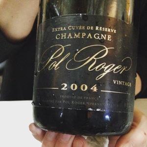 Champagne – Pol Roger – Brut - 2004