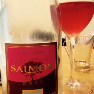 Champagne – Salmon - Brut rosé