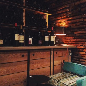 Toulouse N5 Wine bar - cave