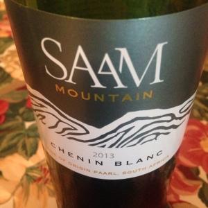 Afrique du Sud – Paarl - Saam Mountain – Chenin blanc - 2013