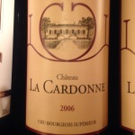 Bordeaux - Medoc Cru Bourgeois - Château La Cardonne - 2006 15.95 euros - hd