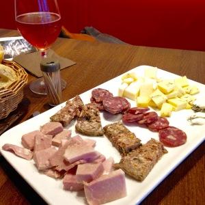 Brest-Vins du Large- Charcuterie-Fromage