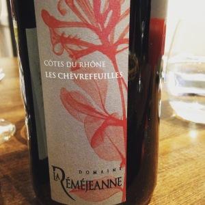 Côtes du Rhône - Domaine La Reméjeanne - Les Chèvrefeuilles - 2013