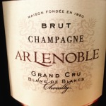 Champagne - AR Lenoble - Blanc de Blancs - Chouilly - Brut -27.90 euros