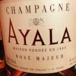 Champagne - Ayala - Rosé Majeur - 36.90 euros -