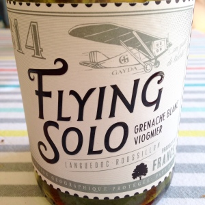 Languedoc-Rousillon - IGP Pays d'Oc - Gayda - Flying solo - 2014
