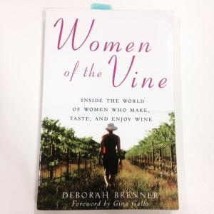 Livre-Women of the Vine, Inside the World of Women who Make, Taste and Enjoy Wine