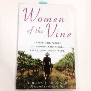 Livre-Women of the Vine, Inside the World of Women who Make, Taste and Enjoy Wine