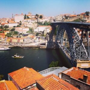 De l'autre côté du pont : Vila Nova de Gaia